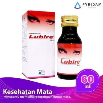 Lubire Sirup 60 ml - Suplemen Mata  harga terbaik