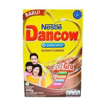 Dancow Instant Rasa Coklat 400 g harga terbaik