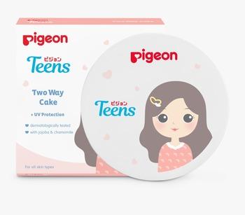 PIGEON Two Way Cake 14 g - Fair Yellow