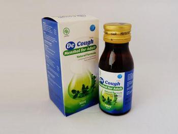 Decough Mint For Adult Sirup 60 mL harga terbaik