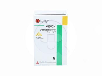 Vidon suspensi adalah obat untuk menghentikan mual dan muntah.
