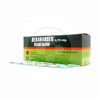 Dexaharsen Tablet 0,75 mg  harga terbaik