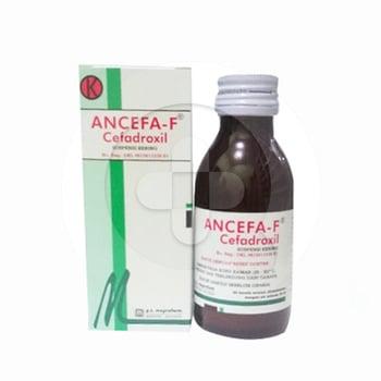 Ancefa Forte Sirup Kering 60 ml