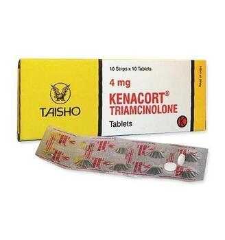 Kenacort Tablet adalah obat untuk mengatasi reaksi alergi