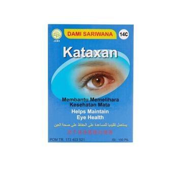 Dami Sariwana Kataxan 100 Pil harga terbaik 14000