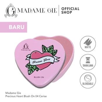 Madame Gie Precious Heart Blush On 04 - Cerise harga terbaik 25000