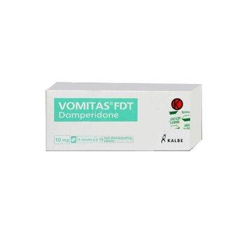 Vomitas Fdt Tablet adalah obat untuk mengatasi mual dan muntah akut atau baru terjadi