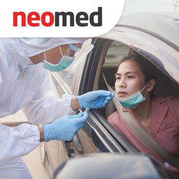 Rapid Swab Antigen Test COVID-19 di Neomed, Jakarta Utara
