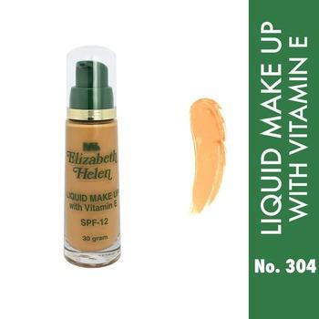 Elizabeth Helen Foundation Liquid Make Up With Vit E 30 g - 304 harga terbaik 169200