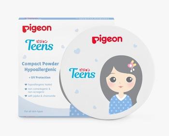 PIGEON Compact Powder Hypo 14 g - Gold harga terbaik