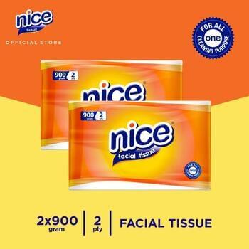 Nice Tissue Wajah Kiloan 900 g - Bundle 2 harga terbaik 93000