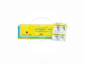 Lapicef Kapsul 500 mg  harga terbaik 139117