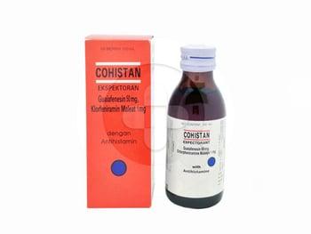 Cohistan Expectorant Sirup 100 mL harga terbaik 33949