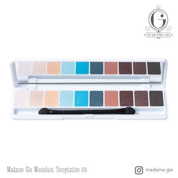 Madame Gie Eyeshadow Moondust Temptation 03 harga terbaik 24000