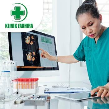 USG 4D (Konsultasi Fertilitas & Print USG) - Klinik Fakhira