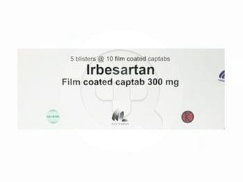 Irbesartan Indofarma Tablet 300 mg  harga terbaik 30024