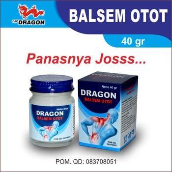 Cap Dragon Balsem Otot 40 g