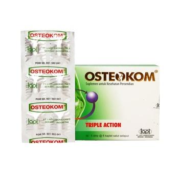 Osteokom Kaplet  harga terbaik