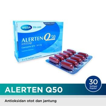 Mega We Care Alerten Q50  harga terbaik 250000
