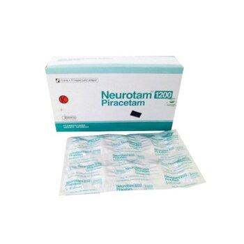 Noocetam Kaplet adalah obat yang mengandung piracetam 1200 mg.