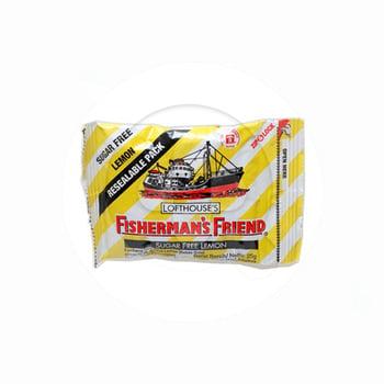 Fisherman's Friend Rasa Lemon Sugar Free 25 g harga terbaik 15012