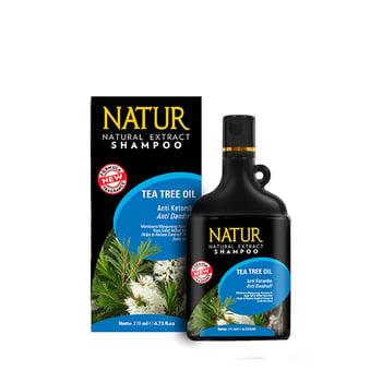 Natur Shampoo Tea Tree Oil 270 mL
