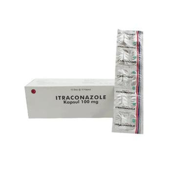 Itraconazole Kapsul adalah obat untuk peradangan akibat kelemahan otot dan ruam kulit
