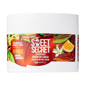 Body Cream Sweet Secret