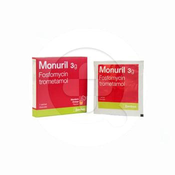 Monuril granul sachet adalah obat untuk mengatasi infeksi saluran kemih akibat infeksi bakteri