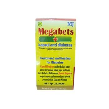 Megabets Kapsul  harga terbaik