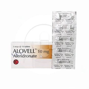 Alovell Tablet 10 mg  harga terbaik