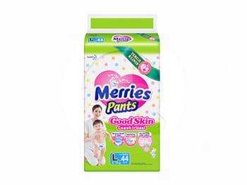 Merries L Terbaik, MERRIES Pants Good Skin L 44'S