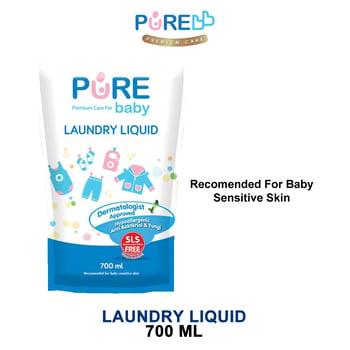 Pure Baby Laundry Liquid 700 ml harga terbaik 25637