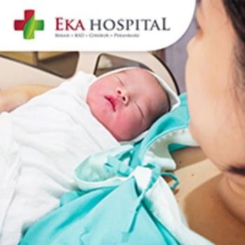 Paket Melahirkan Sectio Caesar di Eka Hospital Bekasi, Jawa Barat