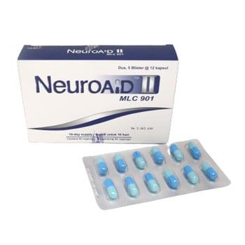 NeuroAiD II MLC 901 Kapsul 400 mg  harga terbaik