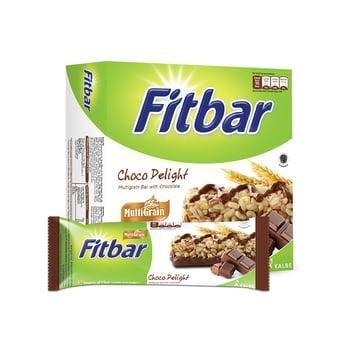 Fitbar Multigrain Chocolate 5 x 24 g harga terbaik