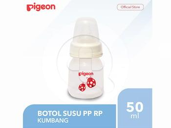 Pigeon Botol Susu PP RP 50 mL - Kumbang harga terbaik 37500