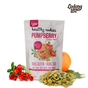 Ladang Lima Cookies Pumpberry 180 g harga terbaik 31000