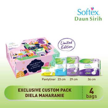 Softex Daun Sirih x Diela Maharani harga terbaik 104000