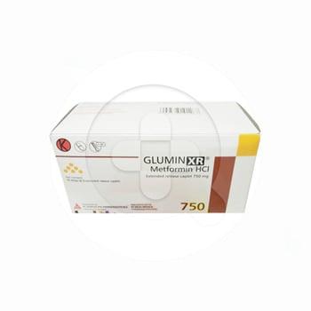 Glumin XR digunakan sebagai terapi kombinasi untuk menurunkan kadar gula darah pasien diabetes