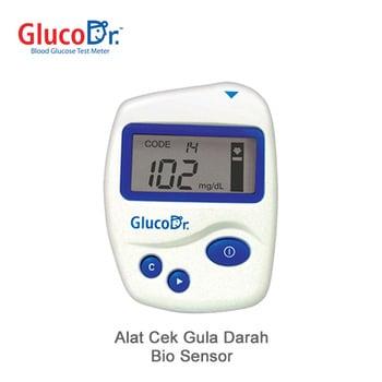 GlucoDr Bio Sensor AGM 2100 harga terbaik