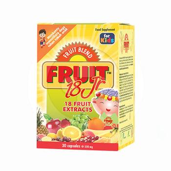 Fruit Blend 18 Junior Kapsul  harga terbaik 120601