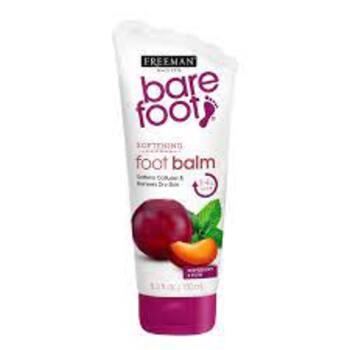 Freeman Bare Foot Softening Peppermint & Plum Foot Balm 150 ml harga terbaik 81400