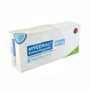 Mycoral tablet adalah obat untuk mengatasi infeksi pada kulit yang disebabkan jamur