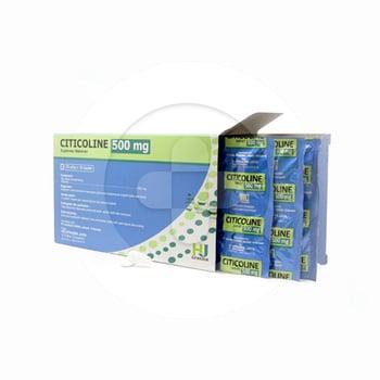 Citicoline Hexpharm Kaplet 500 mg  harga terbaik