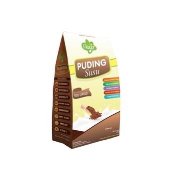 Nayz Puding Susu Rasa Cokelat 200 g