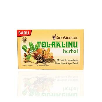 Tolak Linu Sidomuncul Herbal Mint 15 ml  harga terbaik