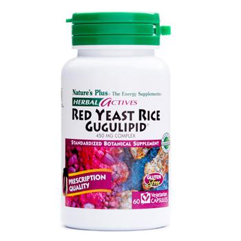 Nature's Plus Red Yeast Rice Gugulipid harga terbaik