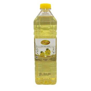 Dyanas Canola Oil - Minyak Goreng 1 Liter harga terbaik 71000