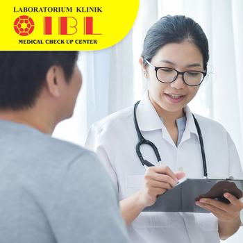 Paket Medical Check Up (MCU) Prioritas Pria di Laboratorium Klinik IBL, Semarang